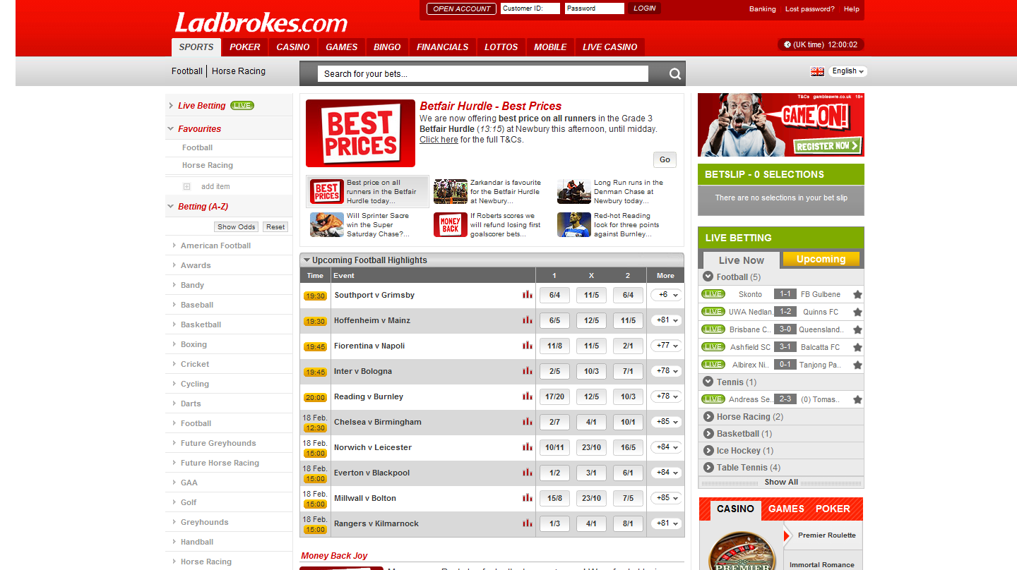 Helping You Find the Best Bets