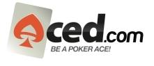 aced poker logo