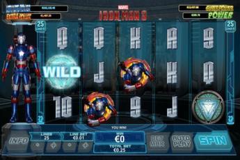 Iron Man Slots - Free Iron Man Slot Game Download