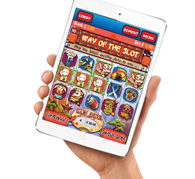 All microgaming mobile casino cash for life game