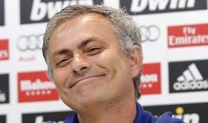 mourinho smile