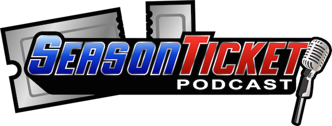 season ticket podcast logo