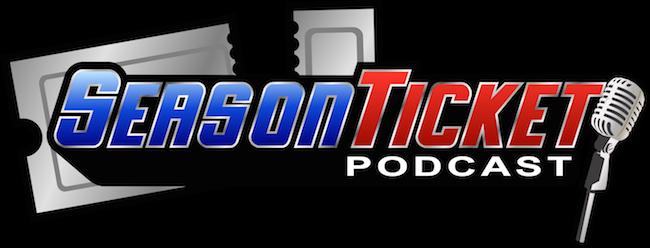 season ticket podcast logo