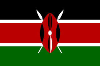 Kenya flag