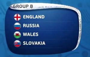 Euro2016 Group B
