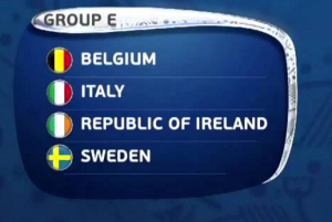 Euro 2016 Group E