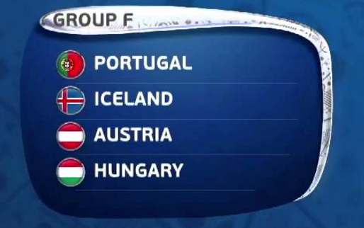 Euro 2016 Group F