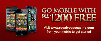 Royal Vegas iphone