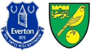 everton norwich