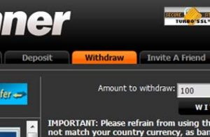 casino withdrawals