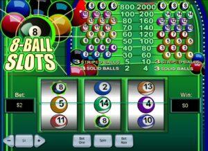 8 Ball Slot