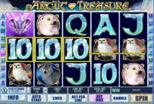Arctic Treasure Slot