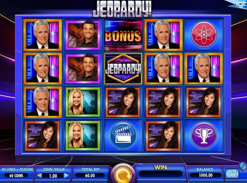 jeopardy slot
