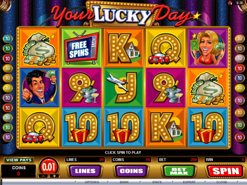 Your Lucky Day Slot