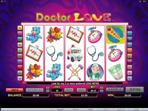 doctor love slot