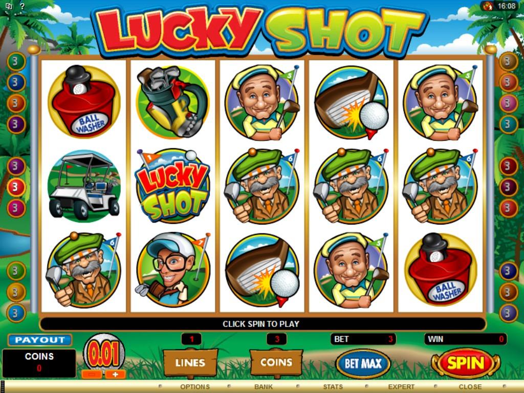 lucky shot slot