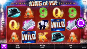 king of pop slot