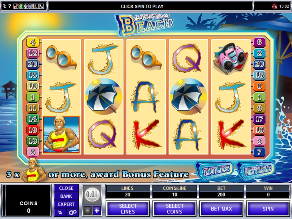 Image result for Beach Slot