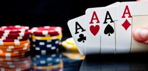 В какие самые простые карточные игры казино играть?