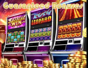 Преимущества игры в слоты с гарантией бонуса