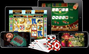 Лучшие игры казино для мобильных устройств